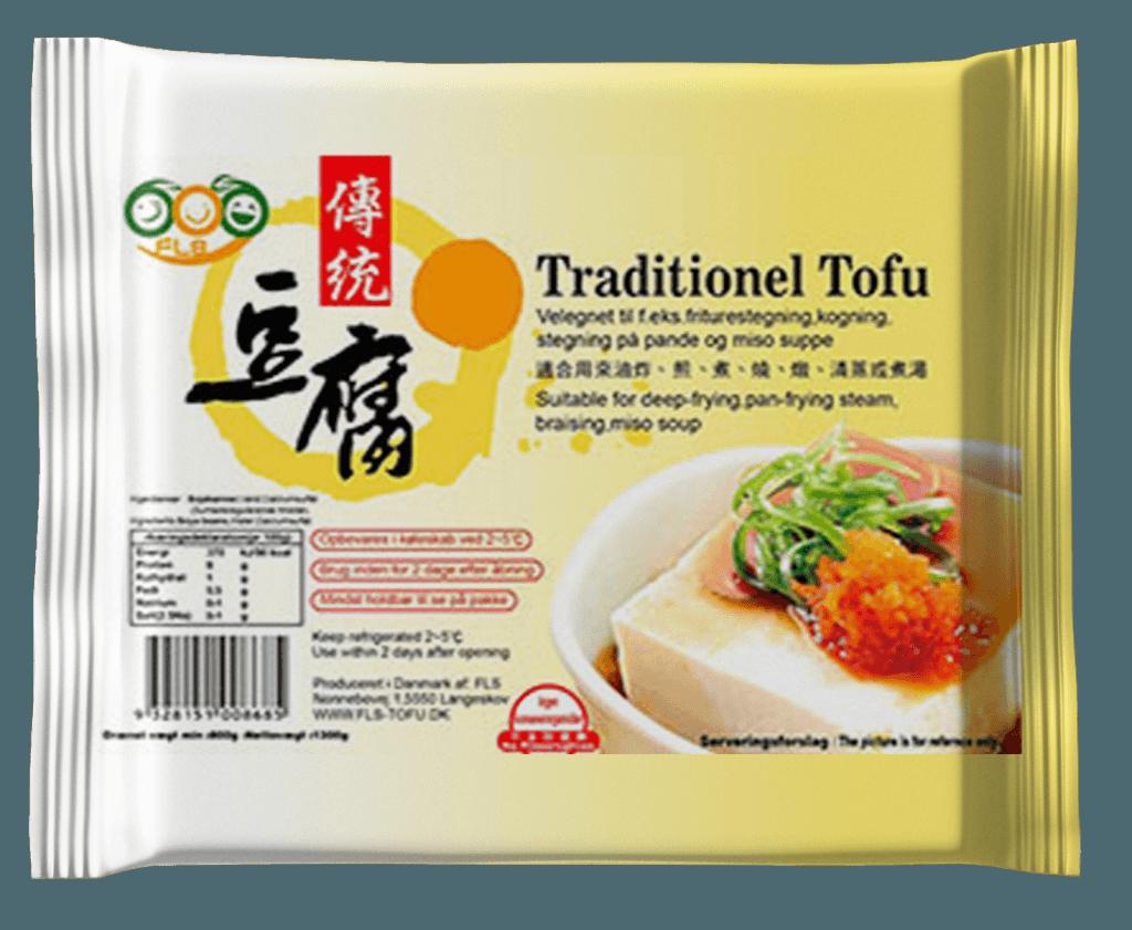 FLS Tofu - Traditionel Tofu